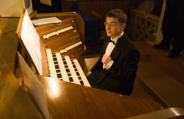 Скрипка и орган. От барокко до романтизма