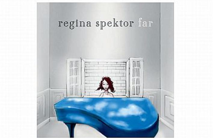 Певица Регина Спектор: «Япишу сошибками»