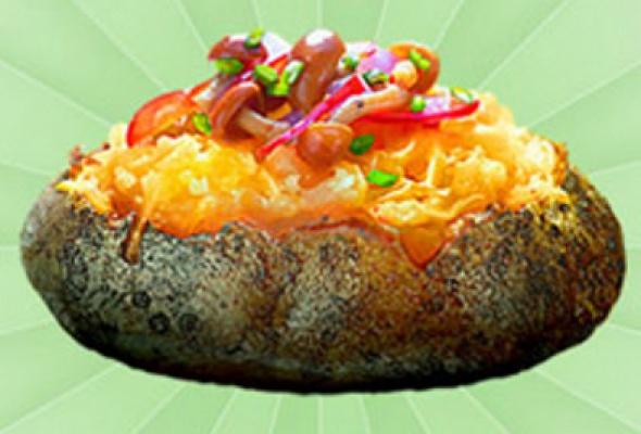 Крошка-Картошка на Верхней Красносельской - Фото №0