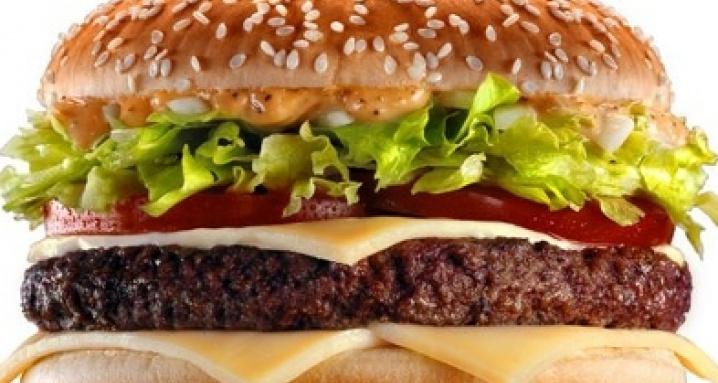 Макдоналдс на Манежной площади