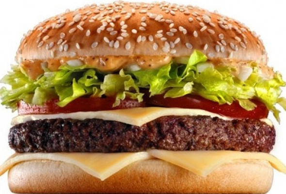 Макдоналдс на Малой Сухаревской площади - Фото №0