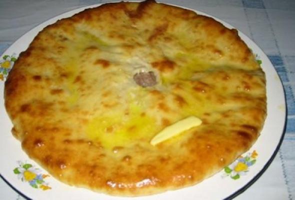 Осетинские пироги - Фото №0