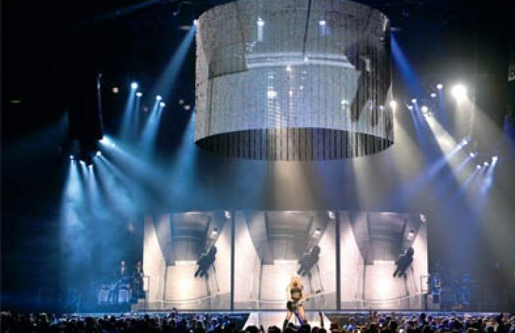 Madonna (США) с туром Sticky and Sweet