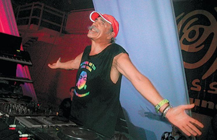 Coma SS - 1200 HalloweeN 2006: DJ Raja Ram (Великобритания)