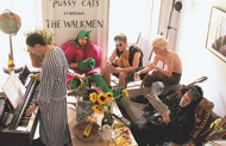 Pussy Cats Starring the Walkmen