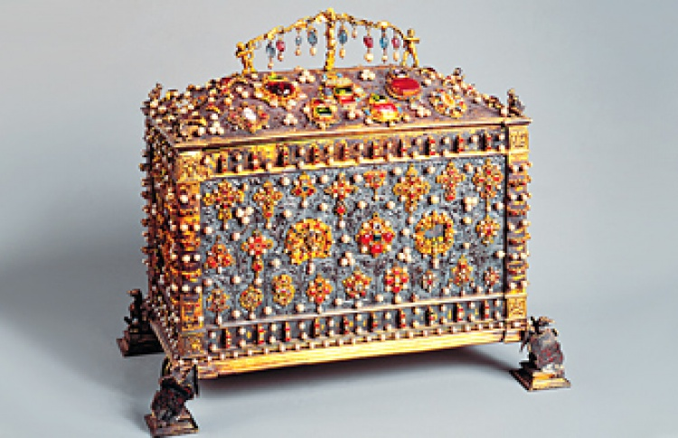 Галерея драгоценностей Эрмитажа