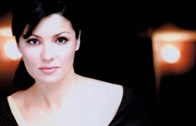 Сольный концерт Анны Нетребко