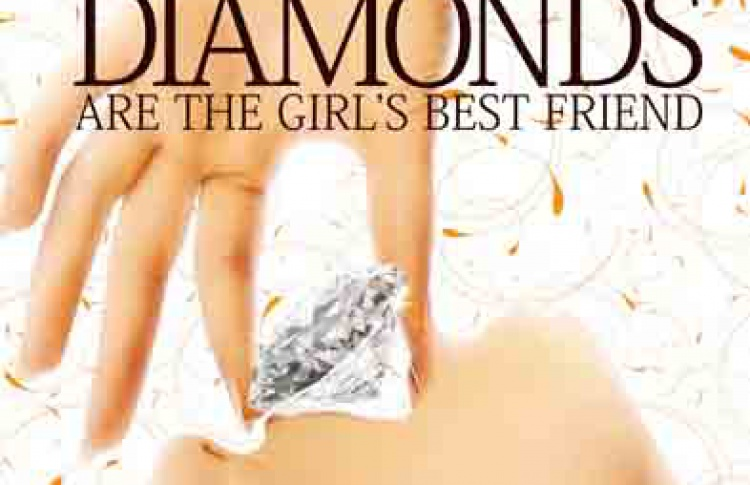 Diamonds are The Girl's Dest Friends. DJs Renat, Kosinus, Djef