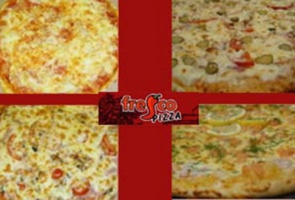 Фреско пицца - Фото №0