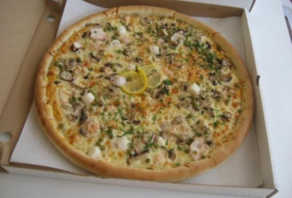 Милан пицца - Фото №0
