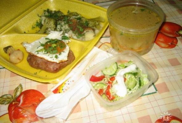 Обед в офис - Фото №0