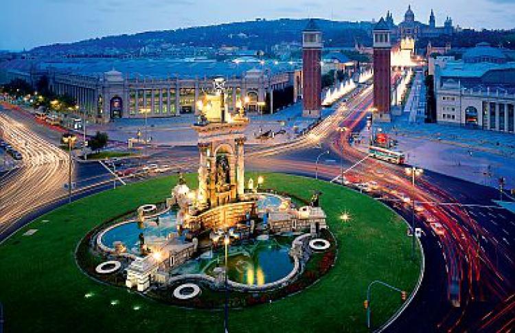 Влюбиться в Барселону