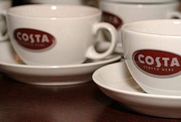 Коста Кофе в Домодедово - Фото №0
