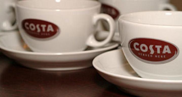 Коста Кофе в Домодедово