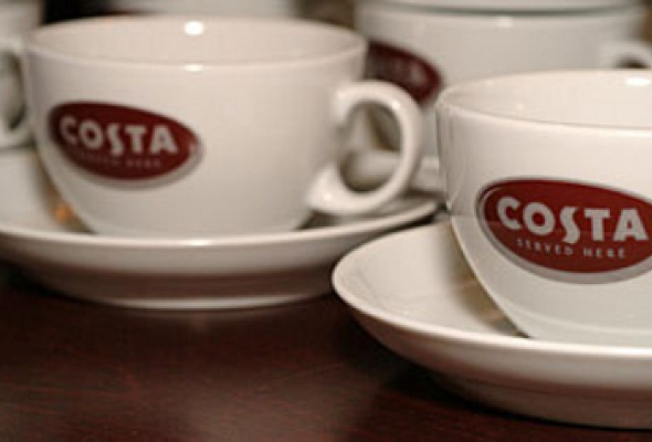 Коста Кофе на Калужском шоссе - Фото №0