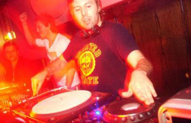 Matt Caseli (Цюрих, Щвейцария/ Pacha Ibiza)