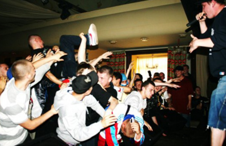 Undeground - Graffiti - Hiphop Party 1315