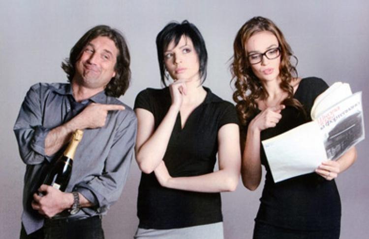 Кастинг проекта Realitygirl.ru с Отаром Кушанашвили