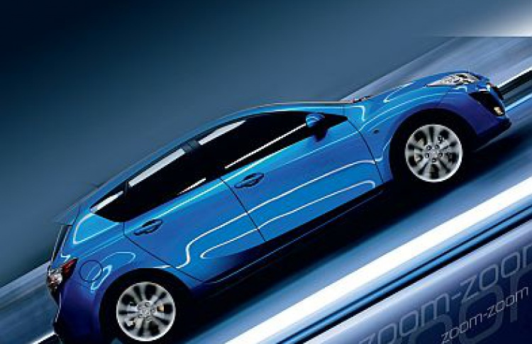 Ежегодный праздник Mazda Zoom-Zoom Challenge вТушино