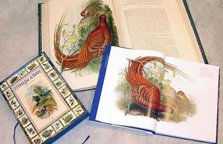 Птицы Джона Гульда