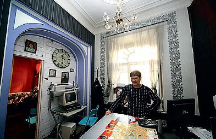 Московские хостелы