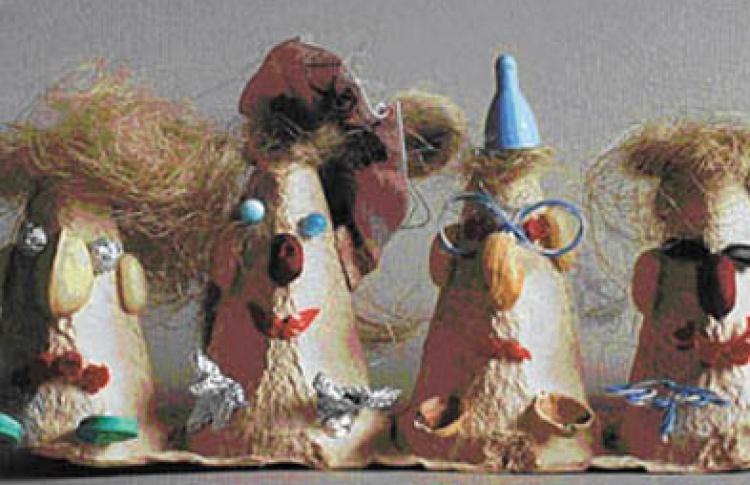 Мастер-классы детского творчества в Большом Гостином дворе