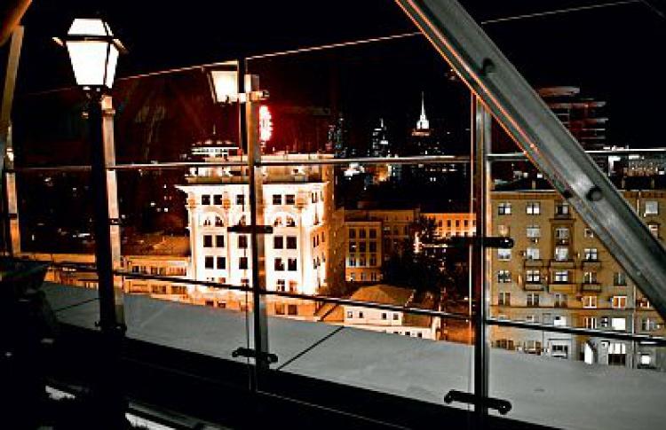 """""""Балконные"""" вечеринки"""