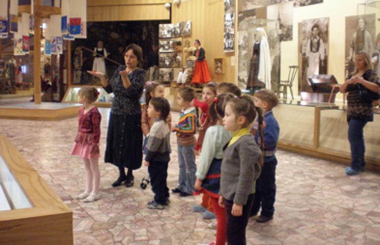 Детская этнографическая студия