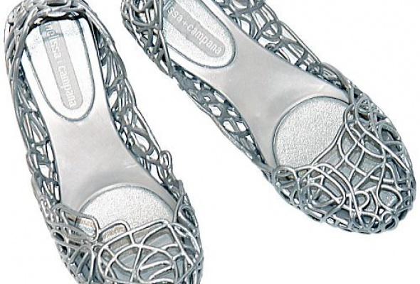 Бразильская обувь Melissa в магазинах JNBY - Фото №0