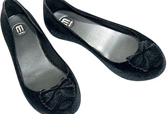Бразильская обувь Melissa в магазинах JNBY - Фото №2