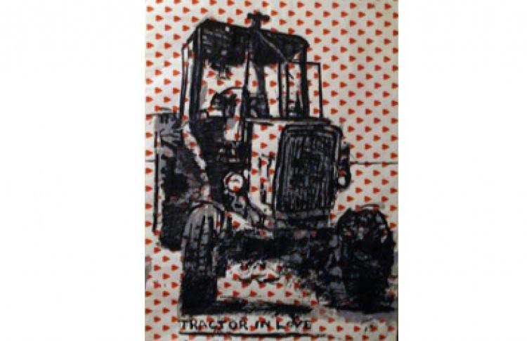 """Фестиваль молодых художников """"Восхождение"""": Станислав Казимов """"Hi, Andy"""""""