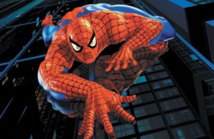 Герои комиксов Marvel (галерея)