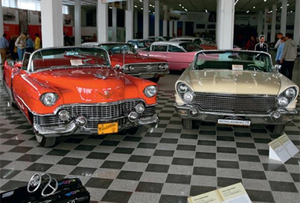 Музей автомобилей - Фото №0
