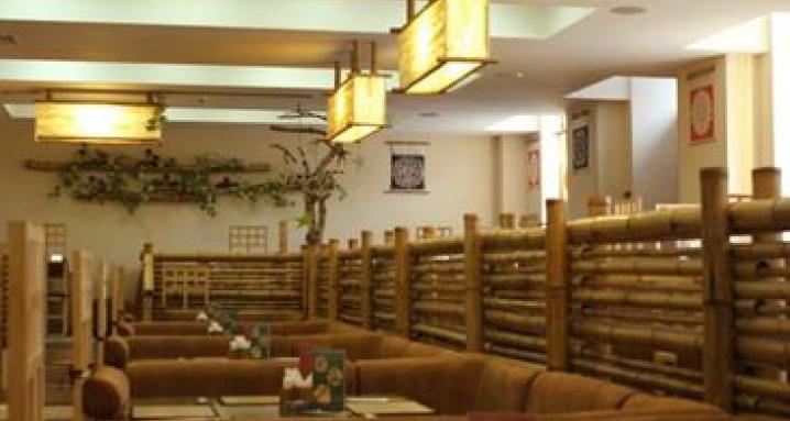 Васаби, ресторан (в ТК