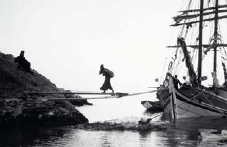 "Фред Буассона. ""Образы Греции. Святая гора Афон. (1928-1930)"""