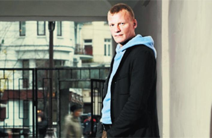 Алексей Серебряков: