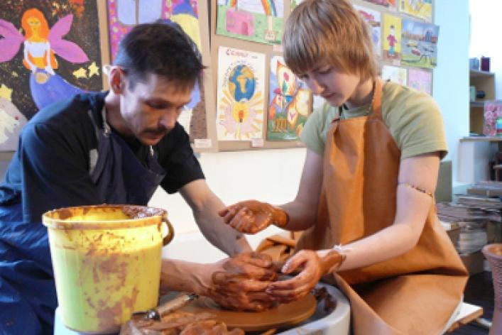 Творческие мастерские на Винзаводе