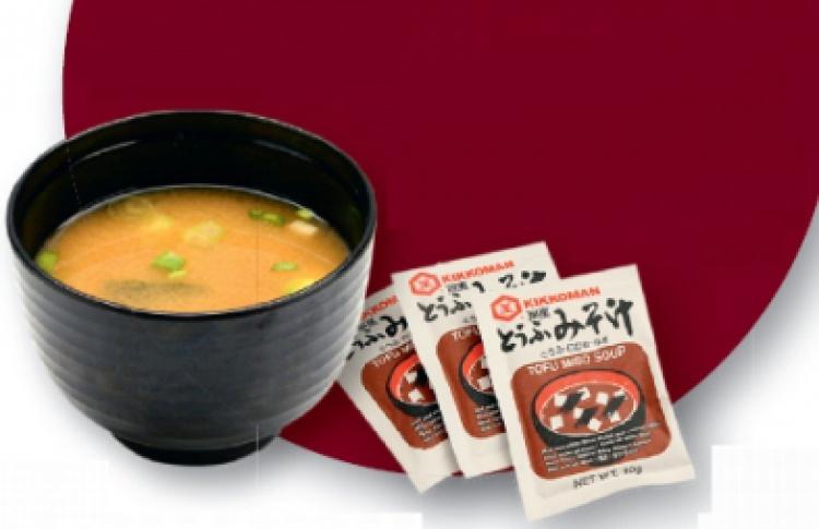 Мисо-суп. Счем это едят?