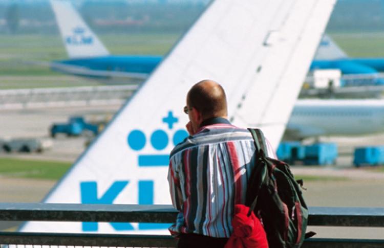 Весь мир с авиакомпанией КЛМ
