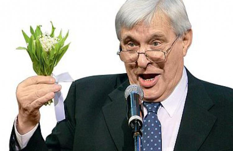 Олег Басилашвили: «Если зритель вялый, спектакль неполучается»