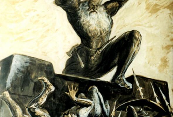 """""""Дни Осетии в Москве"""". Махарбек Туганов, Сосланбек Едзиев - Фото №2"""