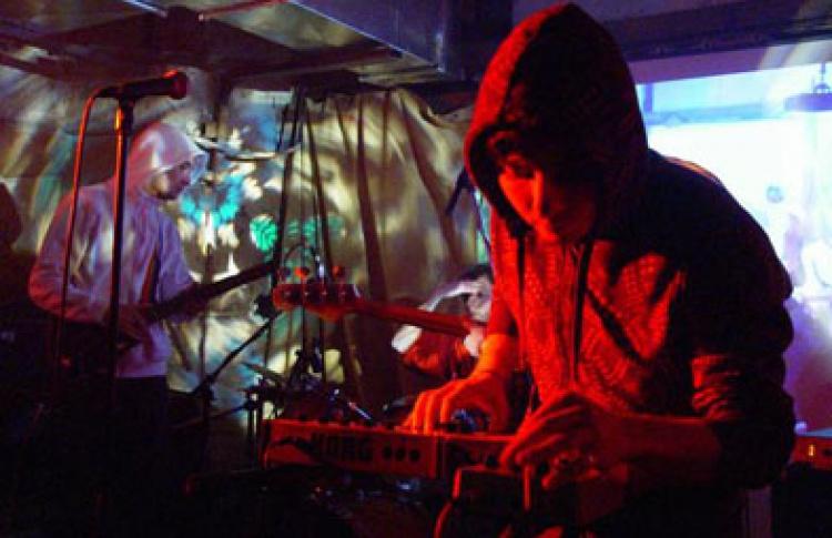 New World Order. Der Knob (live), DJs Savich (tec), Roma (NYC)