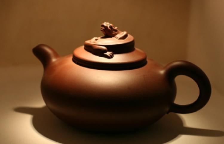 Частная коллекция китайских авторских чайников
