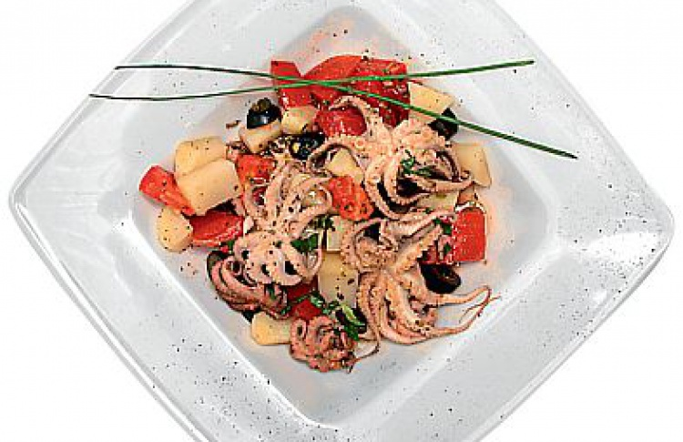 Блюда Тосканы в«Скромном обаянии буржуазии»