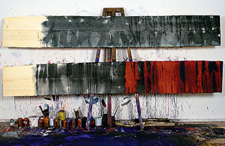 """Выставочный проект """"В пространстве объекта. От стены к стене"""""""