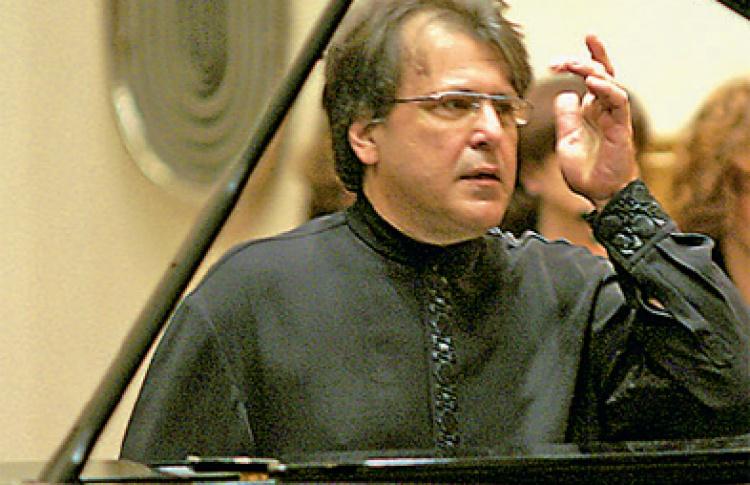 Андрей Гаврилов (фортепиано)