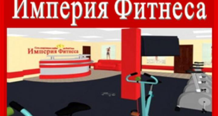 Империя Фитнеса в Керамическом проезде