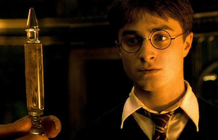 Гарри Поттер иПринц-полукровка