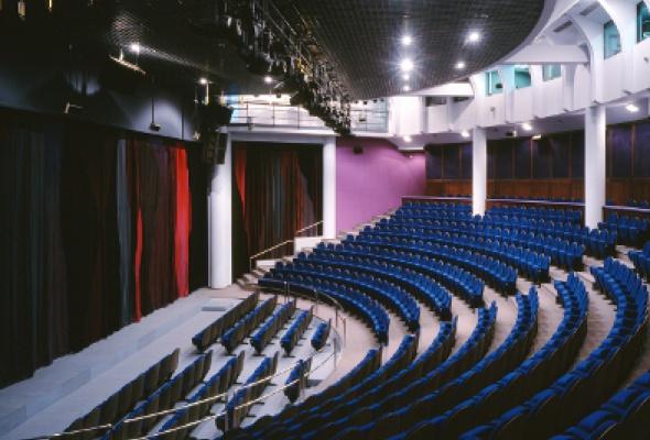 Московский международный дом музыки, Театральный зал - Фото №0