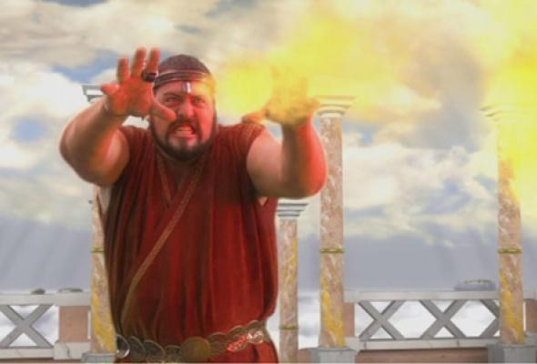 Приключения Геркулеса в 3D - Фото №4